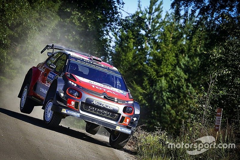 """Meeke: Finland performance """"hangover"""" from being dropped"""
