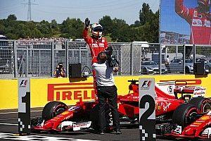 【F1】ハミルトン、フェラーリのタイムには「敵わなかった」と認める