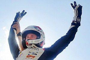 Lappi obtuvo su primer triunfo en el Mundial de Rally