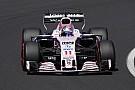 Formula 1 Force India, Perez'le yeni sözleşme imzalamaya hazırlanıyor