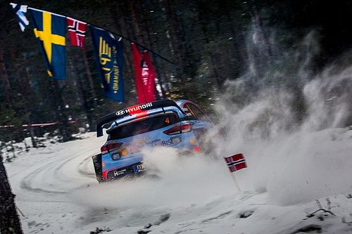 Stage 12 of Rally Sweden cancelled on safety grounds