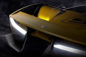 Fittipaldi's 600bhp supercar will be all-carbon design