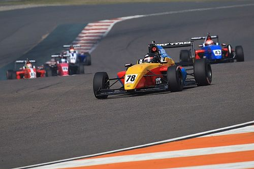 Red Bull juniors join entry list for MRF Challenge finale
