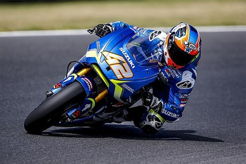 Rins: I feel like a real MotoGP rider now after Phillip Island