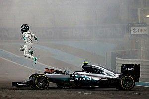Rosberg sin remordimientos sobre su retiro de la Fórmula 1