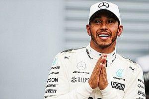 La grille de départ officielle du Grand Prix d'Italie