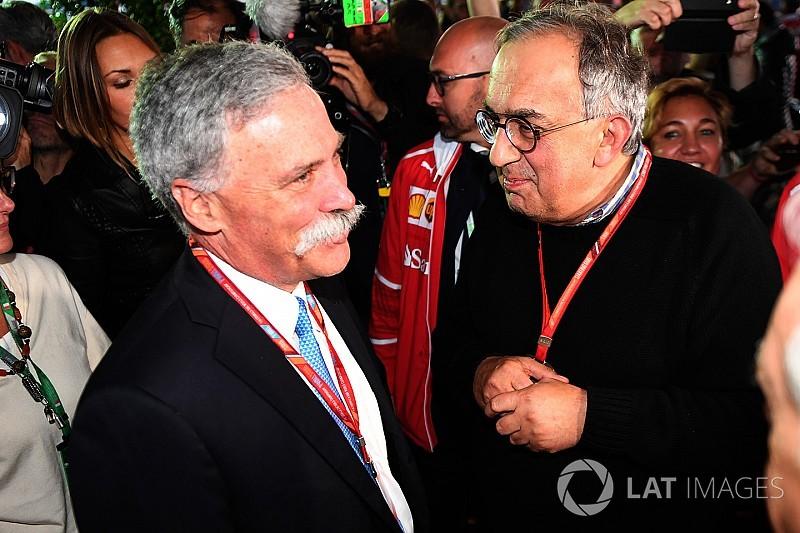 Carey rejeita comparações com NASCAR feitas pela Ferrari