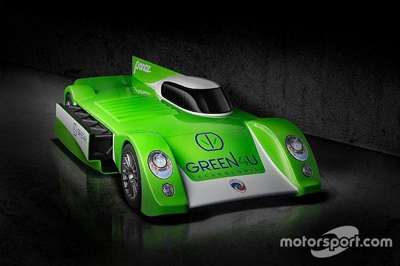 Ecco il sogno elettrico di Don Panoz per Le Mans