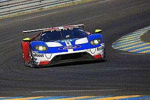 Dixon, obligado a frenar con el pie derecho en Le Mans