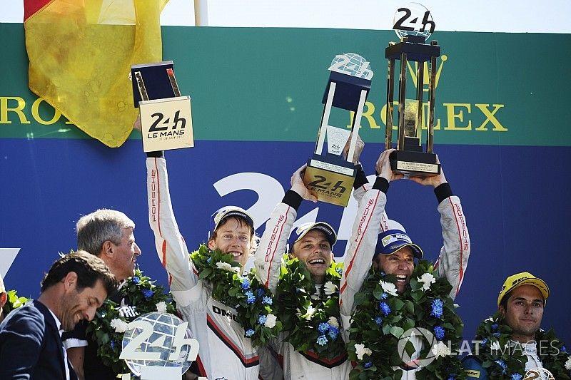 Le Mans elige nuevamente a Porsche, que ganó las 24 Horas por 19° ocasión