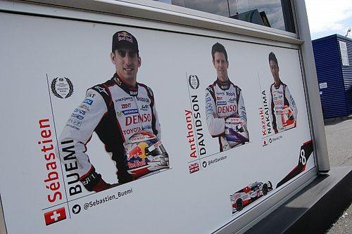 Toyota na frente e Di Grassi fora: o dia em Le Mans em fotos