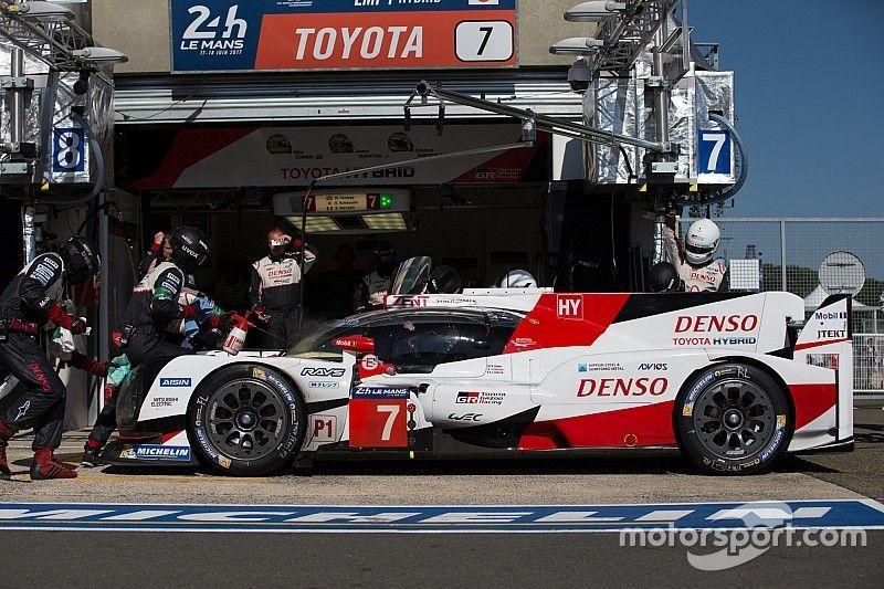 Toyota simule des défaillances pour préparer Le Mans