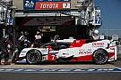 Ле-Ман Toyota імітувала випадкові збої у тестовій програмі Ле-Мана