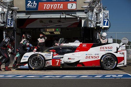Toyota simula falhas aleatórias como preparação para Le Mans