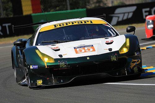 Al Red Bull Ring la Ferrari centra una grande doppietta in GTE