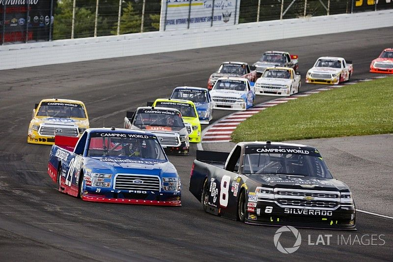 Five things to watch in the NASCAR Truck race at Iowa