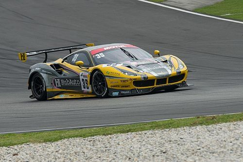 Ferrari to field factory-supported entry in Suzuka 10 Hours