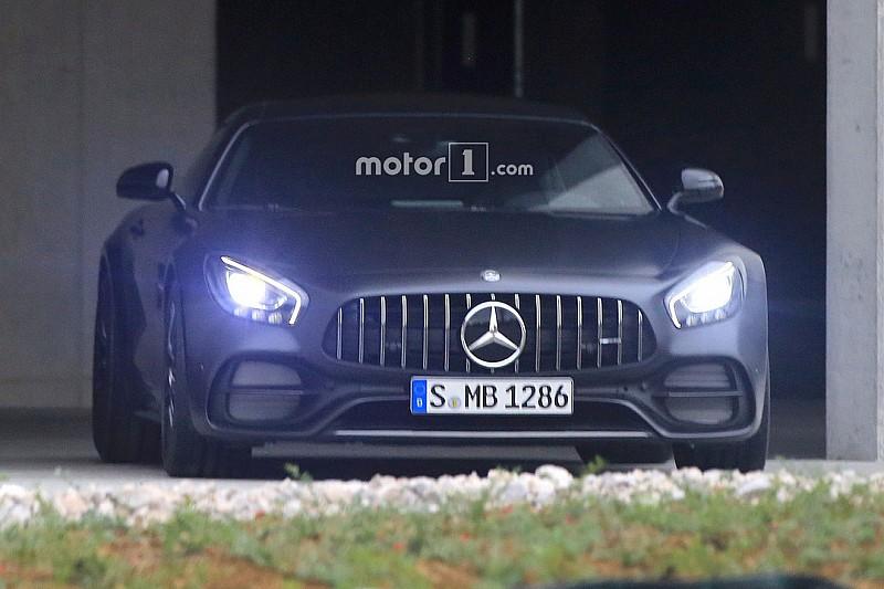 La Mercedes-AMG GT C plus agressive que jamais!