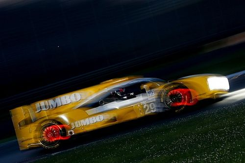 Foto's: Racing Team Nederland test op Monza