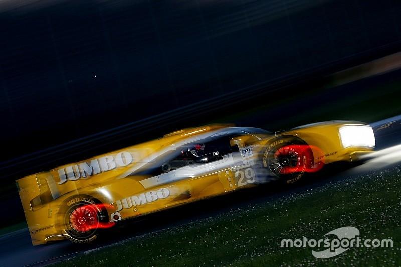 Foto's: Racing Team Nederland test op Monza