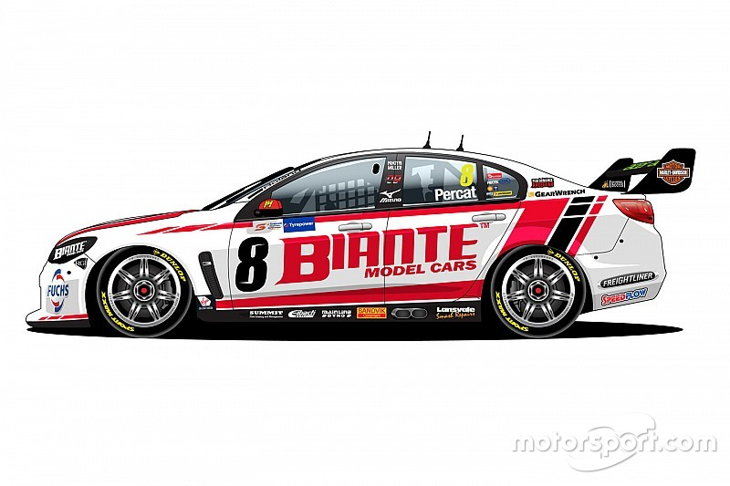 Repaired Percat Holden to sport new look in Tasmania
