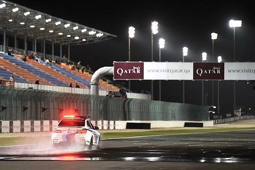 Los pilotos de MotoGP rodarán en mojado y de noche en el test de Qatar