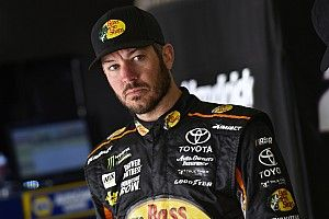 Truex falls short of victory with late-race gamble