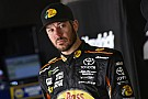 NASCAR Cup Truex falls short of victory with late-race gamble