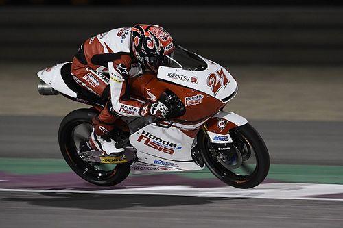 【Moto3カタール】金曜日:鳥羽「自信はある。3列目以内を目指す」