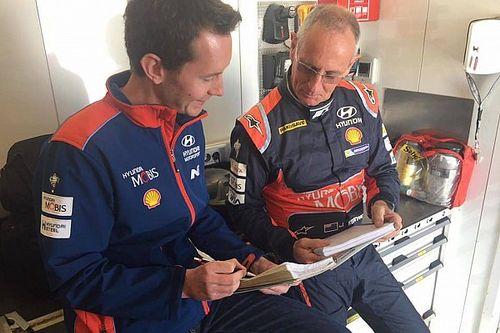 Marshall e Kennard assieme a Sanremo per il salto di qualità di Paddon