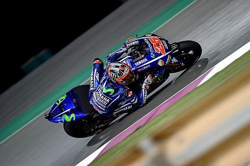 Vinales vince la prima in Yamaha in Qatar, ma Dovizioso lo fa sudare