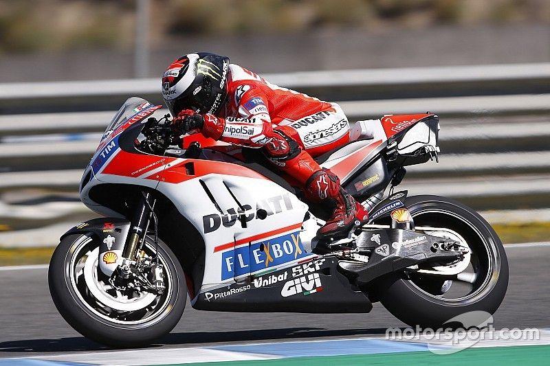 Ducati busca novas formas de substituir asas