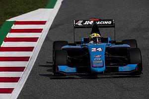 GP3 Gara Maini si impone in Gara 2 a Barcellona, Lorandi sale nuovamente sul podio