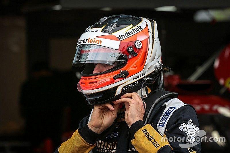 Binder gana la segunda carrera en Monza y es el nuevo líder de la F3.5
