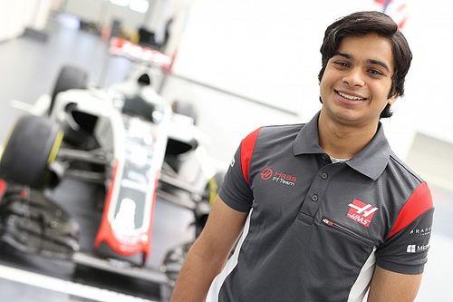 Arjun Maini rempile chez Haas à son tour
