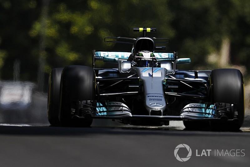 EL3 - Meilleur temps pour Bottas, problèmes pour Vettel et Verstappen