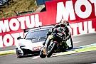 MotoGP Zarco y Senna se miden en Assen en dos y cuatro ruedas