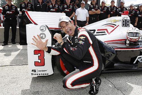Apesar de rumores, Castroneves pode permanecer na Indy