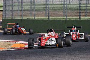 Marcus Armstrong conquista la vittoria in Gara 2 a Vallelunga