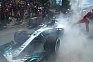 Formule 1 Mercedes a décelé un problème inédit sur le moteur de Bottas