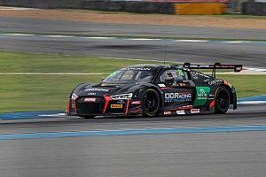 Buriram Blancpain: Patel scores podium in Race 2