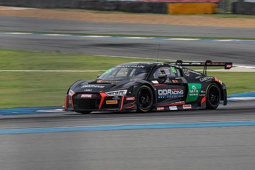 Buriram Blancpain: Patel scores podium in Race 2