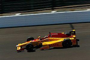 Hunter-Reay's Indy 500 bid goes up in smoke