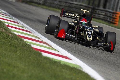 Jerez F3.5: Fittipaldi dominates Sunday qualifying