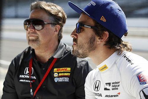 """McLaren """"no confirma"""" la entrada a la IndyCar ni el test de Alonso"""