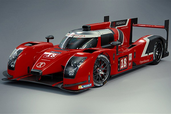 WEC Breaking news Perrinn to join WEC grid with LMP1 car