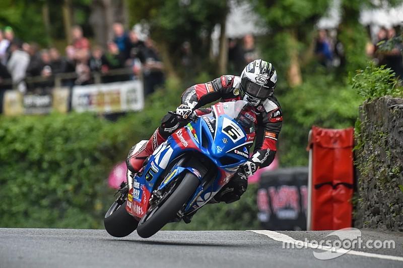 Isle of Man TT 2017: Michael Dunlop gewinnt Senior TT auf Suzuki