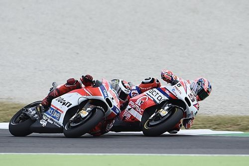 """Lorenzo: """"Si en una mala carrera estuve a medio segundo, en una buena puedo luchar por ganar"""""""