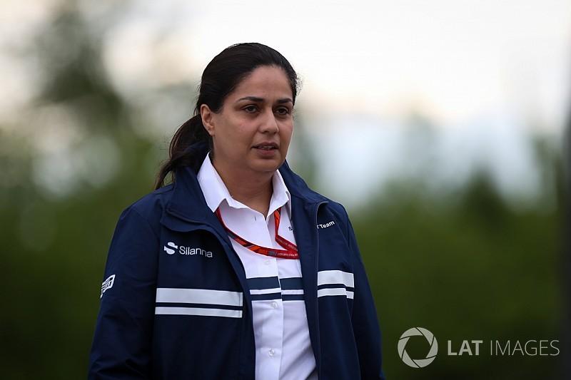 Kaltenborn, antigua jefa de Sauber, lanzará equipo de Fórmula 4