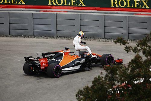 Alonso: Tüm gün boşa gitti